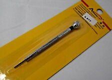 tecno Cacciavite alta precisione 0,50 mm blisterato acciaio per orologi gioielli