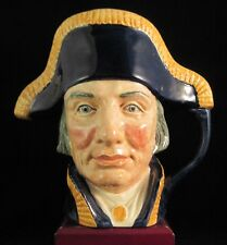 "Royal Doulton Character Jug - ""Lord Nelson"" D6336"