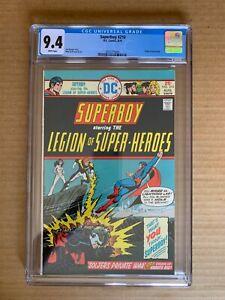 SUPERBOY 210 CGC 9.4