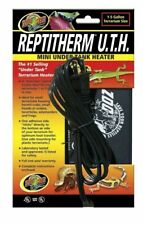 Zoo Med ReptiTherm Rh-7 Mini 1 to 5 Gal Terrarium Under Tank Heater 4 Watt