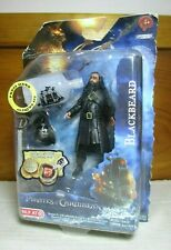 "Pirates of the Caribbean Stranger Tides 4"" Target Exclusive Blackbeard Figure"
