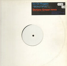 CE CE ROGERS - Beautiful (Stefano Greppi Rmx) - USB Records