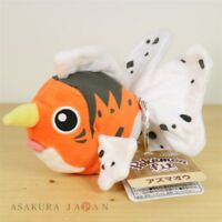 Pokemon Center Original Pokemon fit Mini Plush #119 Seaking doll Toy Japan