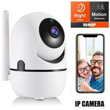 WiFi IP Security Camera Wireless CCTV Smart Cam In/Outdoor IR Night 2 Way Audio