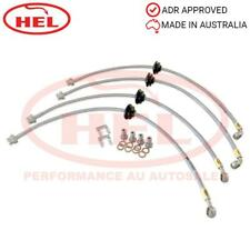 HEL Performance Braided Brake Lines for Holden Commodore VE/VF SS