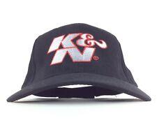 K&N Make Your Move (Air Intake Systems) Black Baseball Cap Hat Adj Adult Cotton