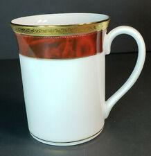 Noritake Majestic Burgandy 8 oz Mug M-166