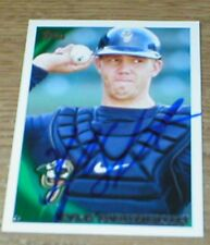 Reds Kyle Skipworth RC Autographed Card