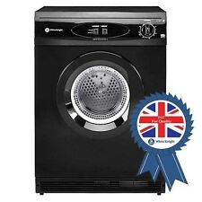 BRAND NEW BLACK WHITE KNIGHT VENTED TUMBLE DRYER C44A7B REVERSE 7KG