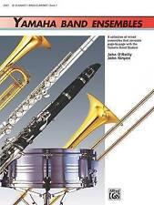 Yamaha Band Ensembles, Bk 1: Clarinette, clarinette basse par John O 'Reilly, John...