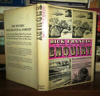 Francis, Dick ENQUIRY  1st Edition 2nd Printing