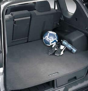New Genuine Nissan X-Trail T31 Series Rear Boot Luggage Carpet Floor Mat