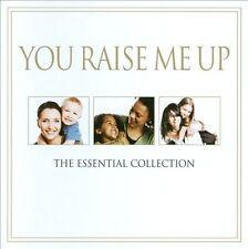Westlife-You Raise Me Up  (UK IMPORT)  CD NEW