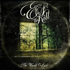 The World Outside by Eyes Set to Kill (CD, Jun-2009, Breaksilence Records) NEW