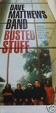 "Dave Matthews Band ""Busted Stuff"" U.S. Promo Poster - Alternative Rock Music"