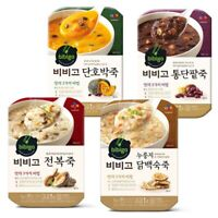 [CJ CheilJedang] BIBIGO Korean Porridge 4 kinds