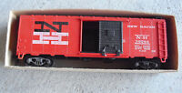 Vintage HO Scale Athearn New Haven 39288 Box Car in Set Box