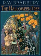 The Halloween Tree by Ray Bradbury (English) hardcover reissue--New