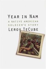 Year in Nam: A Native American Soldier's Story (North American Indian Prose Awar