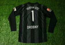 HERTHA DROBNY 2007-2008 PLAYER ISSUE FOOTBALL SHIRT JERSEY GOALKEEPER NIKE YOUNG