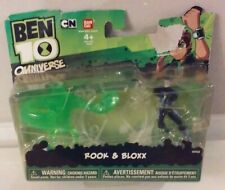 Ben 10 Omniverse Rook & Bloxx 2-pack Action Figures New MISB