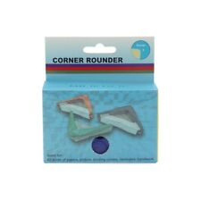 10 mm Grande Azul devorador de ángulo Esquina Redondo-Punch Punch