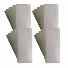20 x AquaOne AquaStyle 126 / 380 600 DELUXE Poly Wool Filter Pads