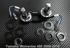 LED Kit High Power H6 Headlight Lights Bulbs HID Yamaha Wolverine 450 2006-2010