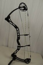 """Strothers SX Rush Bow 60-70 Lb Draw length 28"""" 85% Let Off Black RH Compound"""