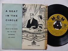BO Film Movie music A seat in the circle LEROY HOLMES DEAN JONES DAVID ROSE 629
