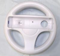 Mario Kart Steering Wheel for Nintendo Wii & Wii U - Old Skool (WHITE)