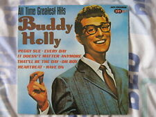 BUDDY HOLLY DOUBLE 33 TOURS BENELUX ALL TIME GREATEST H