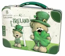 Paddy Bear Irish Designed 8 Pack Lollipops