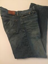 Men's Lucky Brand Jeans w30 L30  383 Vintage Straight Blue Faded Washed