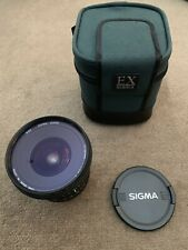 Sigma 17-35mm f/2.8-4 EX HSM Aspherical Super Wide Angle Zoom Lens