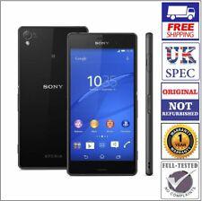 Sony Xperia Z3 D6603 - 16GB - Black (Unlocked) Smartphone - Grade A