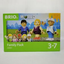 Brio World Family Pack 33951 New In Box FREE & FAST SHIPPING