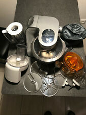 Bosch Küchenmaschine MUM 5 MUM56340 900 Watt mit Zubehör