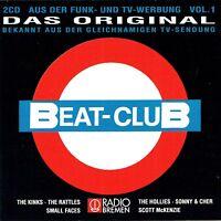 (2CD's) Beat-Club Vol. 1 -Equals, Herd, Troggs, Scott McKenzie, Kinks, Leapy Lee