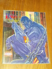 INDY #3 INDEPENDENT COMIC GUIDE 1993 BLACKMORE US MAGAZINE~