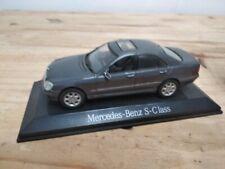 Maisto Mercedes-Benz S-CLASS/S-CLASS - Edition S - 1:43
