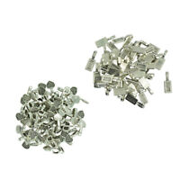 13184 100PCS Glue on Bails Setting Waterdrop Lemon Bails For Necklace Charms