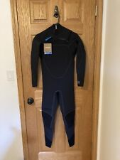 New listing Patagonia Men's R1® Yulex® Wetsuit Front-Zip Full Suit size Small BLK 60-65 Deg.