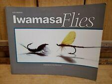 Iwamassa Flies 1989 by Ken Fly Fishing Tying 1st Ed Trout Vintage