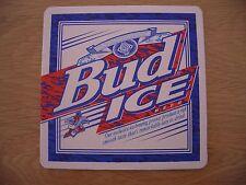 8 x Bud Ice Beer Mats Budweiser Beer Penguin Dooby Doo 1995 Advertising Lager