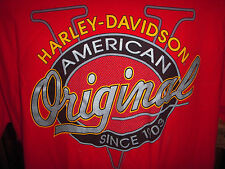 Harley-Davidson T Shirt Steubenville, Oh. Size XL New without tags