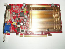 MSI NX6600LE-TD256E, NVIDIA GeForce 6600, 256 MB DDR2, DVI, VGA, S-Video, PCI-E