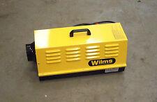 Wilms Elektroheizer EL 9 mit Radialgebläse, Heißluftgebläse,