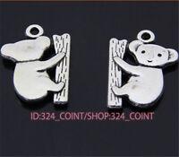P1148 12pc Tibetan Silver camel Charm Beads Pendant accessories wholesale