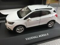 VAUXHALL DEALER MODELS  MOKKA X or INSIGNIA GRAND SPORT or ASTRA model car 1:43